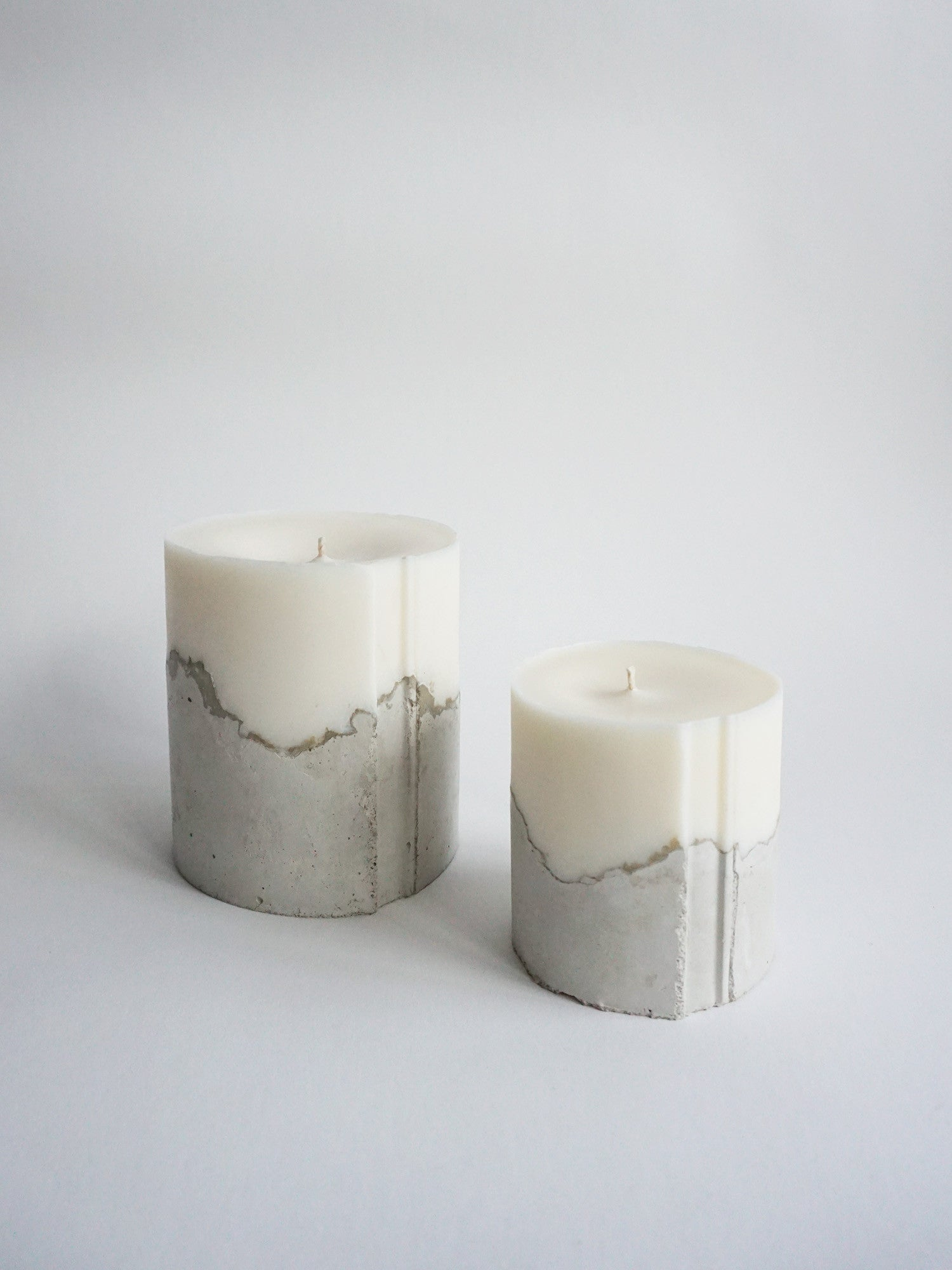 Concrete Candle - Small