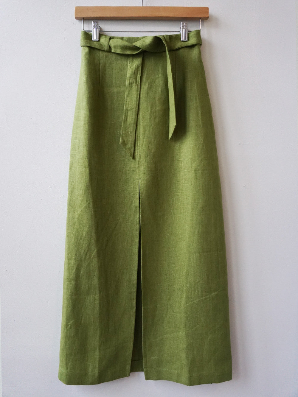Paloma-Wool-Jupo-II-Skirt-Green