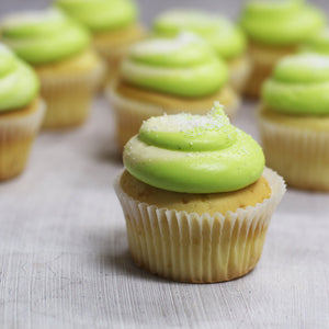 Coconut Lime | November Flavour of Month Cupcakes The Cupcake Queens