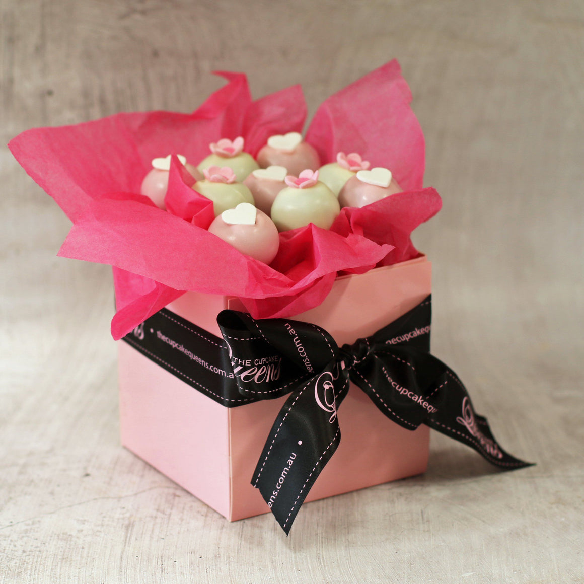 Mother's Day Cake Pop Box