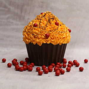 The Jaffa Giant Cupcake