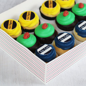 2020 AFL Grand Final - Football Cupcakes Cupcakes The Cupcake Queens