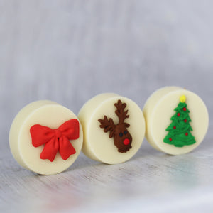 Christmas Chocolate Covered Oreos Special Occasion The Cupcake Queens