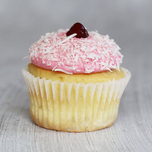 Raspberry Lamington | February Flavour of the Month