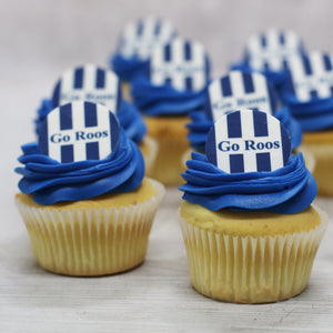 Go Roos - Football Cupcakes