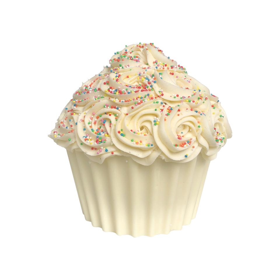 Fairy Bread Giant Cupcake