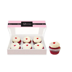 Red Velvet Regular size 6 Pack