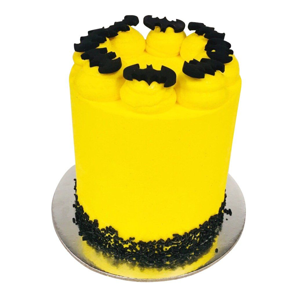 Batman Cake Special Occasion The Cupcake Queens