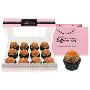 Basketball Regular size Cupcake Box