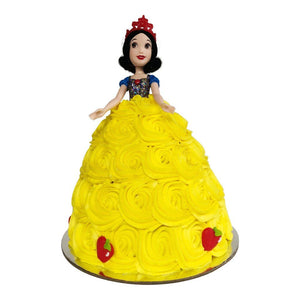 Snow White Doll Cake Special Occasion The Cupcake Queens