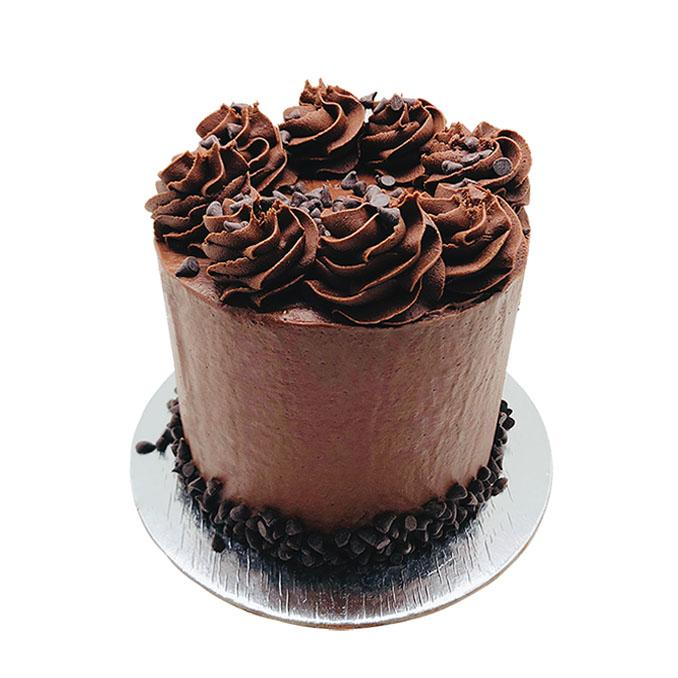 Chocolate Cake Gluten Friendly - 5 Inch