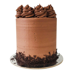 The Chocolate Vegan Cake