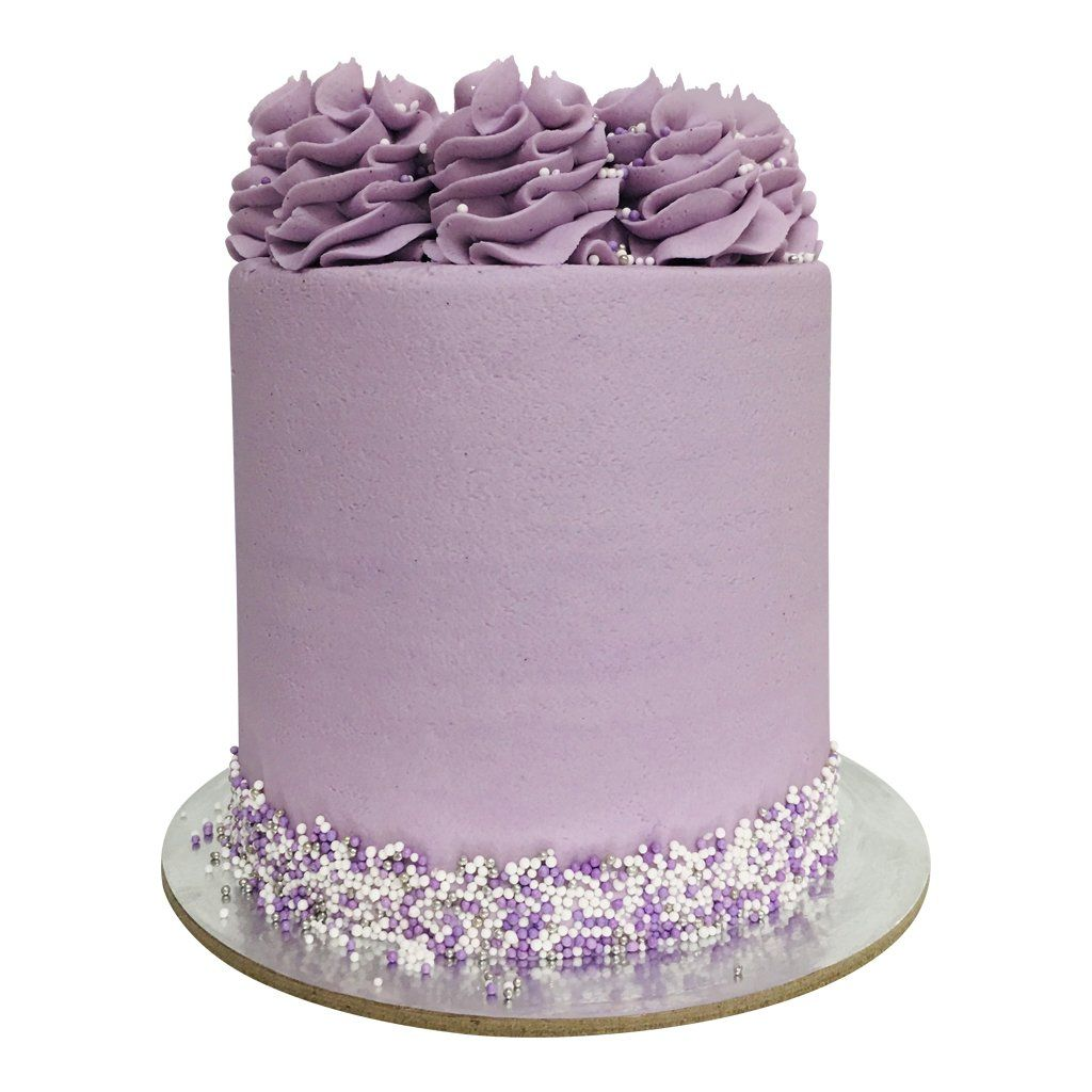 Pastel Purple Cake Special Occasion The Cupcake Queens