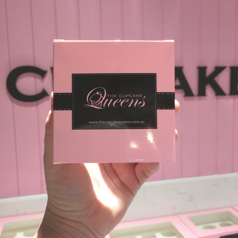 Single Regular Size Cupcake Box