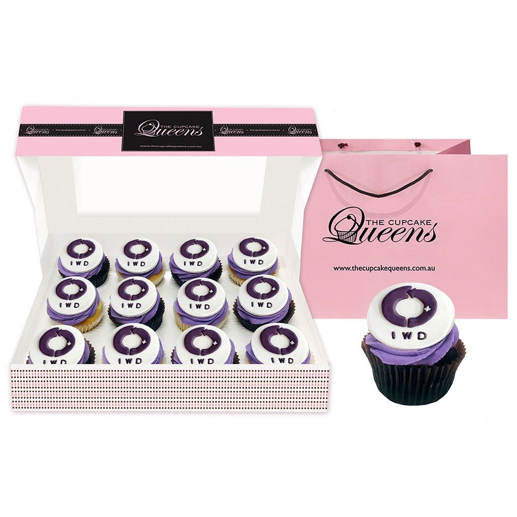 International Women's Day Giftbox Special Occasion The Cupcake Queens