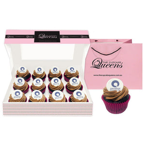 International Women's Day Gluten + Vegan Friendly Giftbox Special Occasion The Cupcake Queens