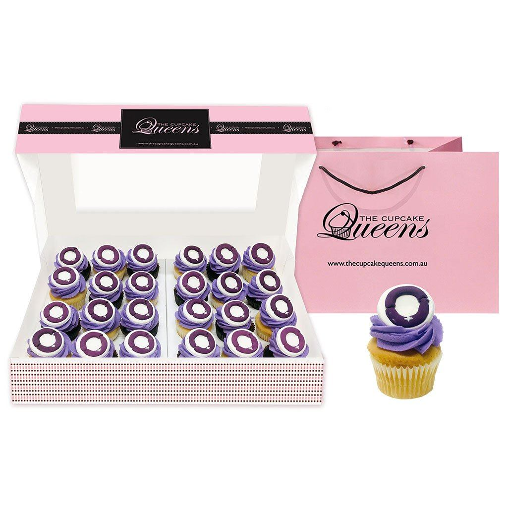 International Women's Day Mini Giftbox Special Occasion The Cupcake Queens