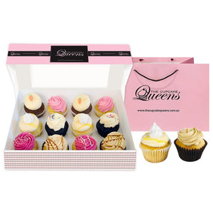Just Because Regular Size Cupcakes Cupcakes The Cupcake Queens