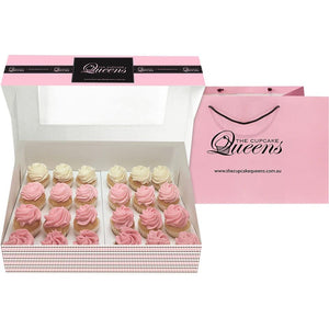 Pink Mini Giftbox Special Occasion The Cupcake Queens