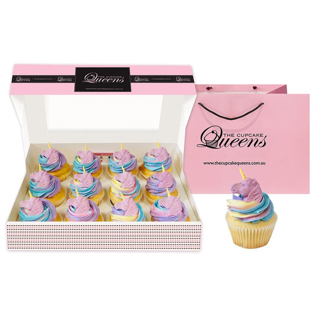 The Magical Unicorn Giftbox Special Occasion The Cupcake Queens