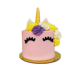 The Unicorn Cake in Pink