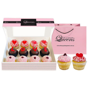 I Love You Deluxe Gift Box Special Occasion The Cupcake Queens