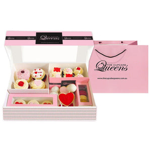 LOVE Super Deluxe Gift Box Special Occasion The Cupcake Queens