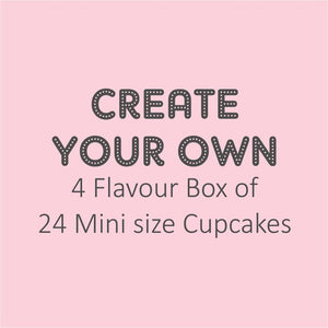 Create your own Mini Top Four Flavours