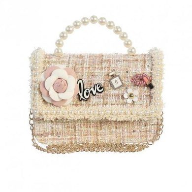 PEARL HANDLE BAG