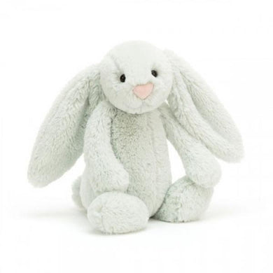 JELLYCAT BASHFUL BUNNY SM Seaspray