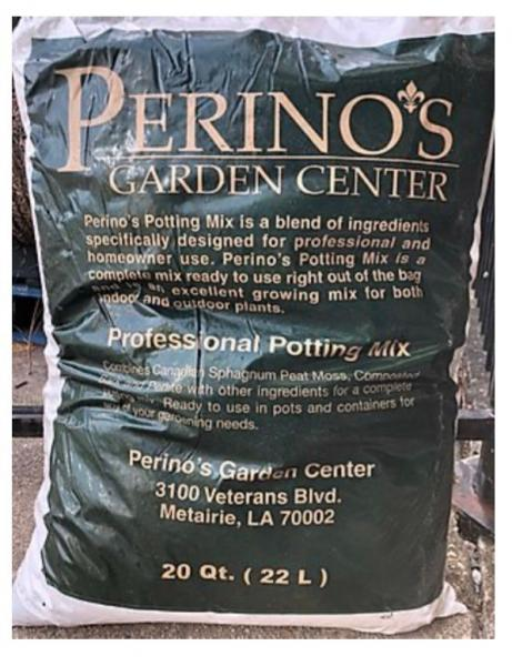 Potting Soil 20 qt.