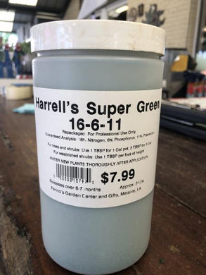 Harrell's Super Green 2#