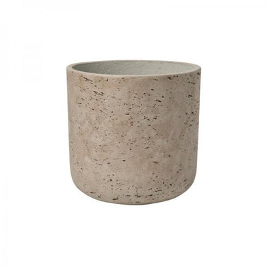 Charlie Fiberstone Pot Grey 6