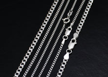 Load image into Gallery viewer, Curb Chain Necklace