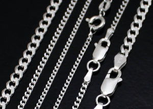 Womens Curb Chain