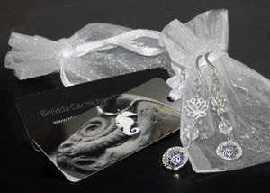 Packaging Belinda Carmichael Silver Jewelry