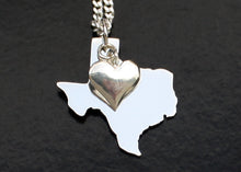 Load image into Gallery viewer, Sterling Silver Texas Necklace