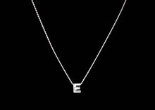 Load image into Gallery viewer, Minimalist Initial Necklace