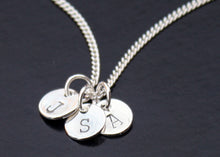 Load image into Gallery viewer, Personalized Initial Necklace