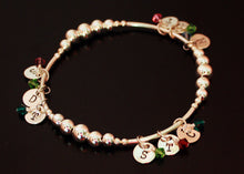 Load image into Gallery viewer, Grandchild Bracelet for Mothers Day