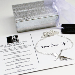 Packaging Belinda Carmichael Silver Jewelry Peter Pan
