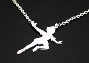 Personalized Peter Pan Necklace