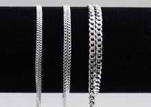 Load image into Gallery viewer, Sterling Silver Curb Chain