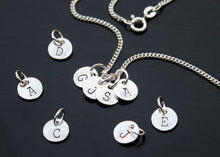 Load image into Gallery viewer, Initials Necklace