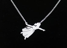 Load image into Gallery viewer, Wendy Darling Necklace in Sterling Silver