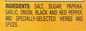 Soulful Seasoned Salt