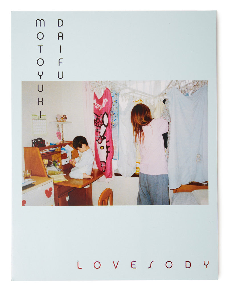 Motoyuki Daifu.  LOVESODY. Out of Print.
