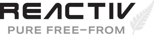 Reactiv Supplements New Zealand Logo
