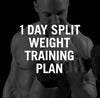 1 Day Split Workout