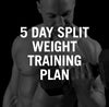 5 Day Split Workout